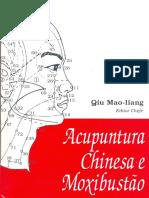 Medicina Chinesa Moxibustao