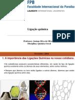 Ligações Quimicas - Quimica Geral