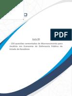 Metodo Aula00demonstrativadpero 2015 Analista Macroeconomia