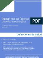 Diálogo Con Los Órganos