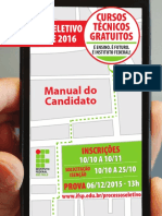 Manual Do Candidato6668898