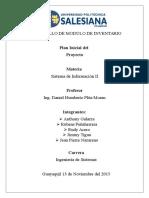 Proyecto_Sistema de InformacionII