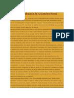 La Liviana Embajada de Alejandro Rossi, Blog La Ciudad Literaria de Julio Ortega