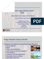 Industrial Energy Efficiency Down Under
