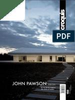 El Croquis - 158 - John Pawson (2006-2011)