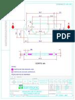 Vedação de Fluídos Do Conector AC ST550 Model (1)