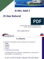 Procesos del Gas