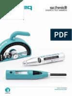 082112325856 Jual Hammer Test Proceq Type N, Type NR dan Type Digital,