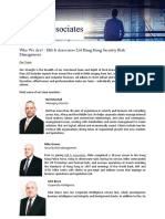 Hill & Associates Ltd Hong Kong Security Risk Management