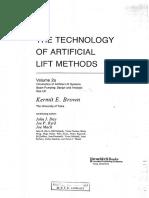 Artficial Lift Methods Kermit Brown Vol 2a