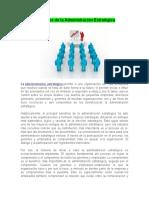 Beneficios de La Administración Estratégica ALDAIR