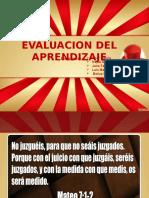 Evaluacion Zombrero Rojo (en La Mañana)