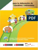 Manual PEA Ecoeficiente