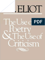 Eliot, T.S. - Use of Poetry & the Use of Criticism (Faber & Faber, 1933).pdf