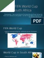 World Cup Globalization