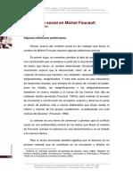 El Conflicto Social en Michel Foucault