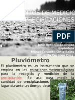 Inst Med Precipitacion
