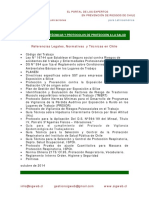 Normas Técnicas y Protocolos de Protección de Salud en El Trabajo