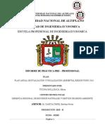 Informe Practicas Pre Profecionales - Edson Ticona Mullisaca1