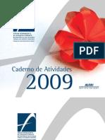 Caderno Atividades 2009