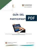 Guía Del Participante- Inglés Para Egresados