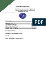 Informe Lab Hidraulica