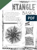Zentangle Basics 001