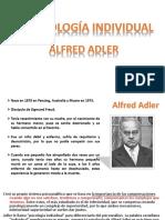 Alfred Adler - Psicologia Individual
