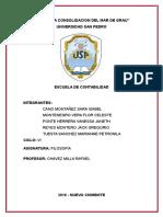 Direccion y Estrategia FILOSOFIA
