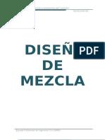 Inf n 03 Diseño de Mezcla