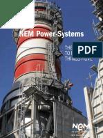 NEM Power-Systems Brochure
