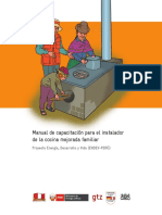 Manual Capacitacion Cocina Familiar GIZ
