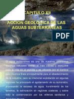 Capitulo Xii Aguas Subterraneas