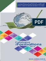 Brochure de Formation du CETIME 2016