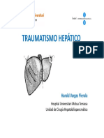 Trauma Hepatico Ppt