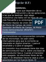 Transistor Bipolar (BJT)