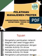 PELATIHAN_MANAJEMEN_PROYEK_PROSMAN GEL I-II 2016