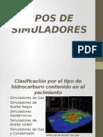 Tipos de Simuladores