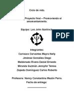 Proyecto Final Lactancia