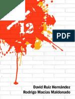 12 Palabras Libro David Ruiz Hernandez Editorial