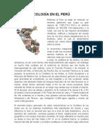 Ecología en El Perú