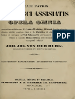 Francis Opera Omnia