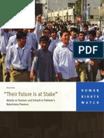 HRW Future at Stake