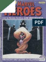 Novela Grafica - Los Inhumanos - Marvel Heroes 50 - El Hijo de Medusa[1]