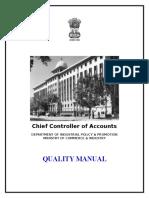 QM Quality Manual - DIPP