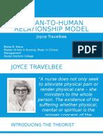Nieve, Blaise - Human to Human Relationship (Joyce Travelbee)