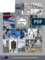 Eziduct Ducting Catalogue
