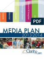 clarity care media plan  1