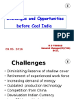 Challenges & Opportunities for CIL