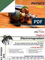 Chapter 8 Electromagnetism